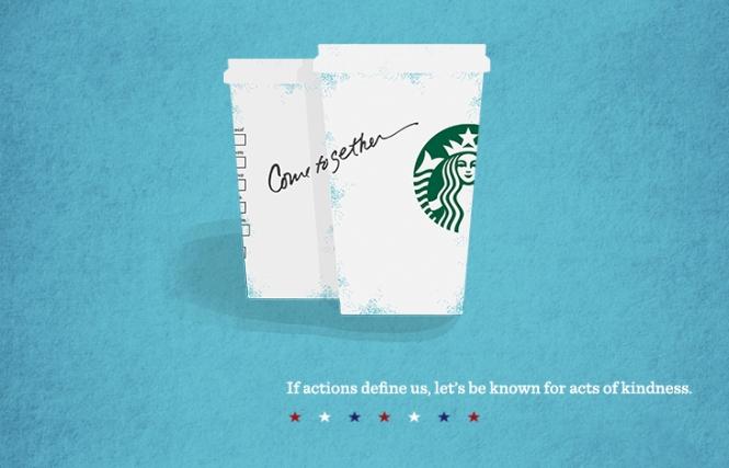 Come Together Starbucks