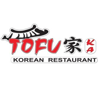 TOFU KA Korean Restaurant Logo