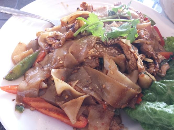 Drunken Noodles (Pork)