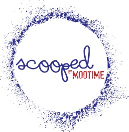 Scooped Logo outlined