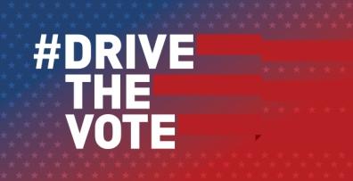 #DriveTheVote