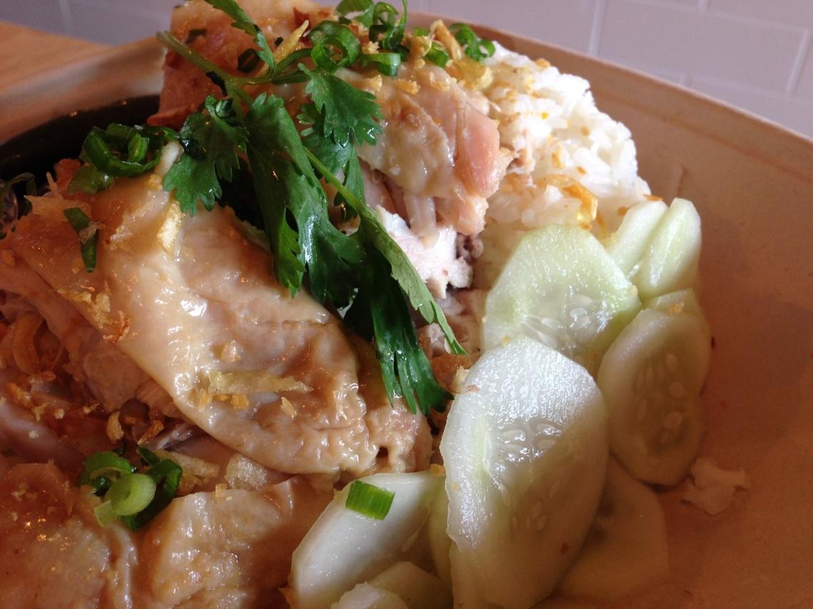Nom Nom Bento Singapore Chicken Bento