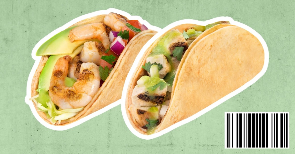 National Taco Day - Baja Fresh