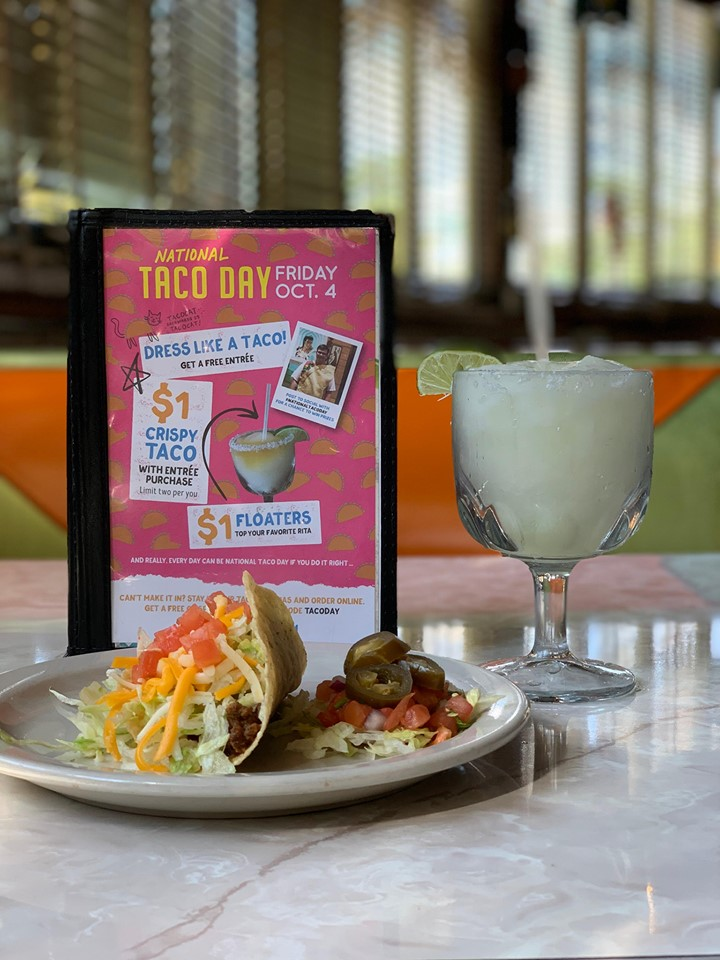 National Taco Day - Chuy's